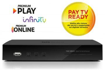 Decoder Mediaset Premium, Infinity, Premium Play, Premium Online