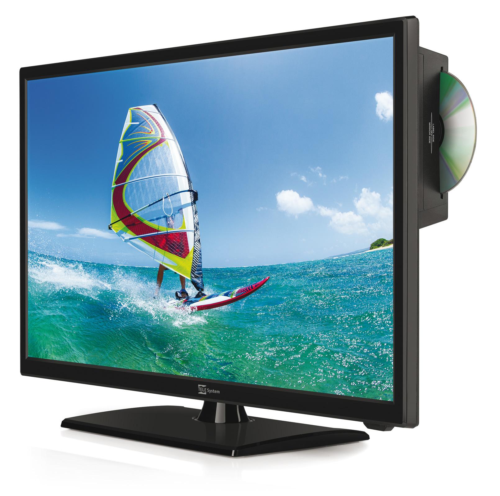 TV con lettore DVD