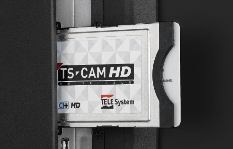 Compatibile CAM tivù sat e Mediaset Premium