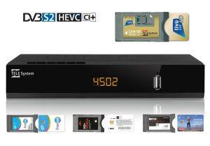 TS4502 S2 Common Interface Plus