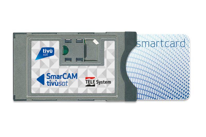 CAM common interface tivùsat