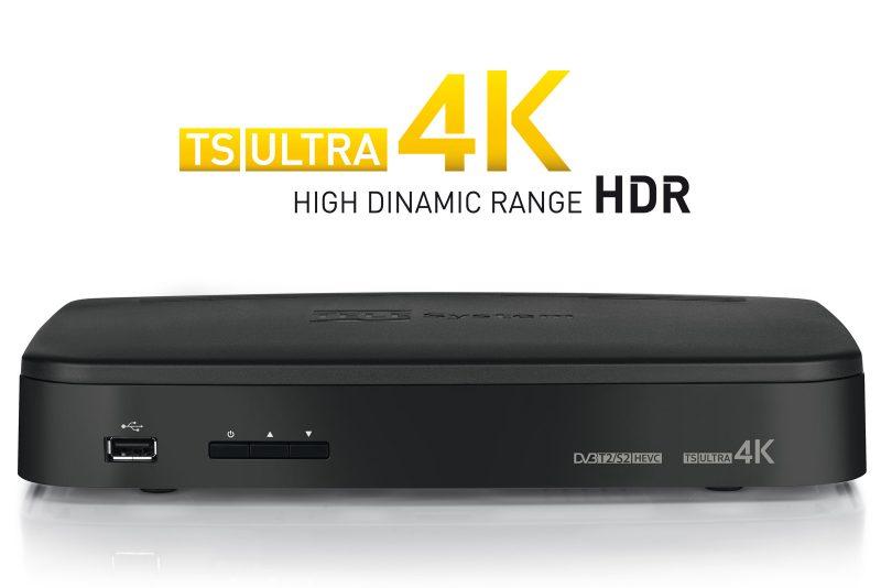 Decoder ultra HD 4K HDR
