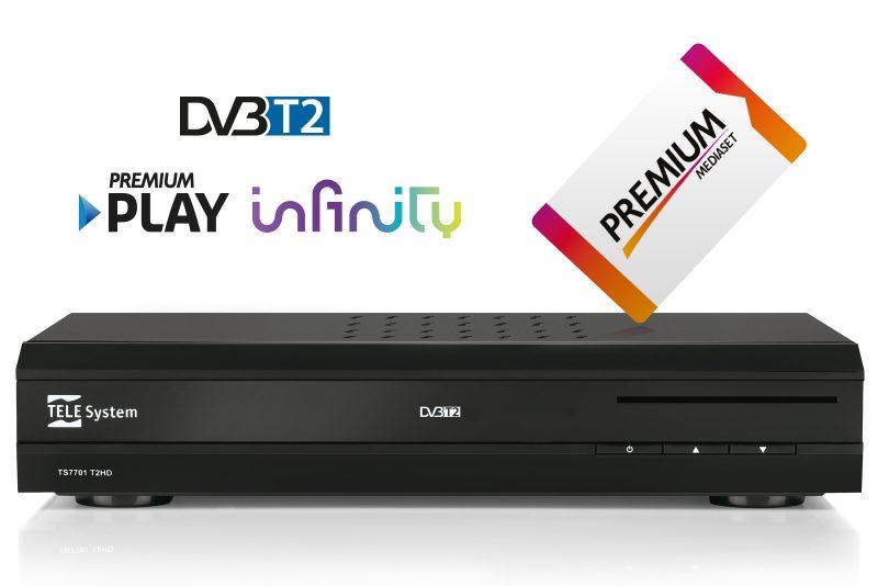 TS7701 DVB-T2 HD