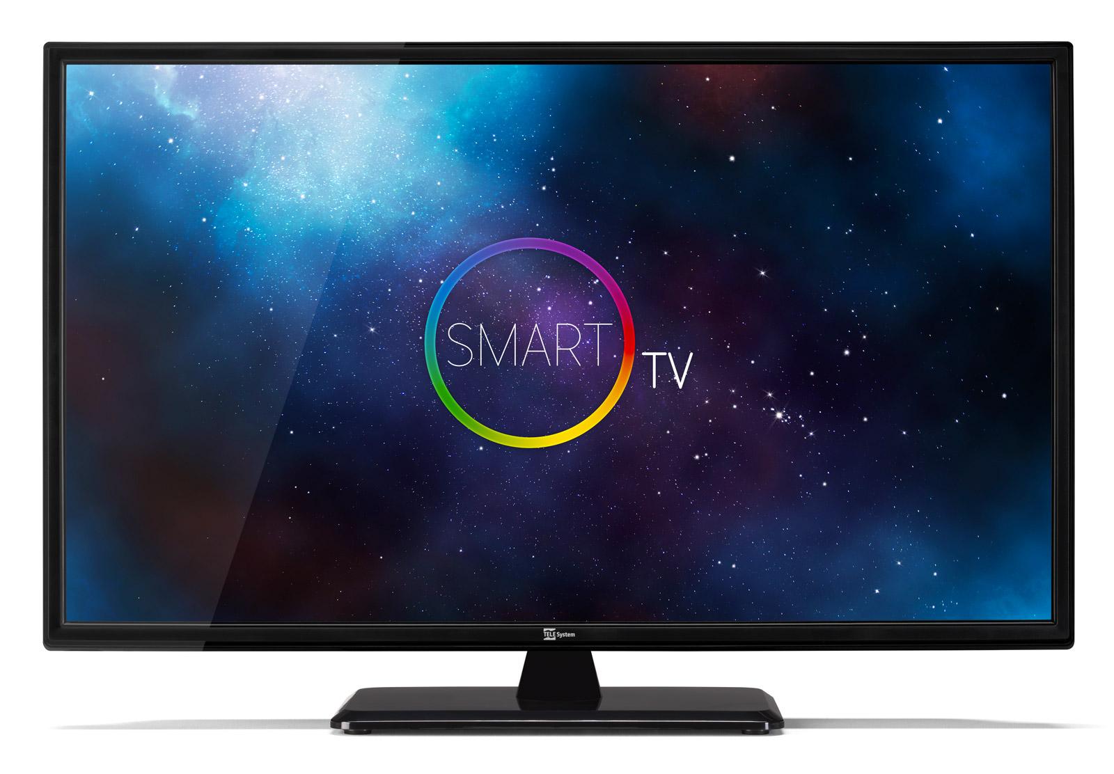tv 4k 32 pollici smart tv con wifi  Smart TV 32 pollici - SMART32 LED08 DVB-T2/S2 HEVC