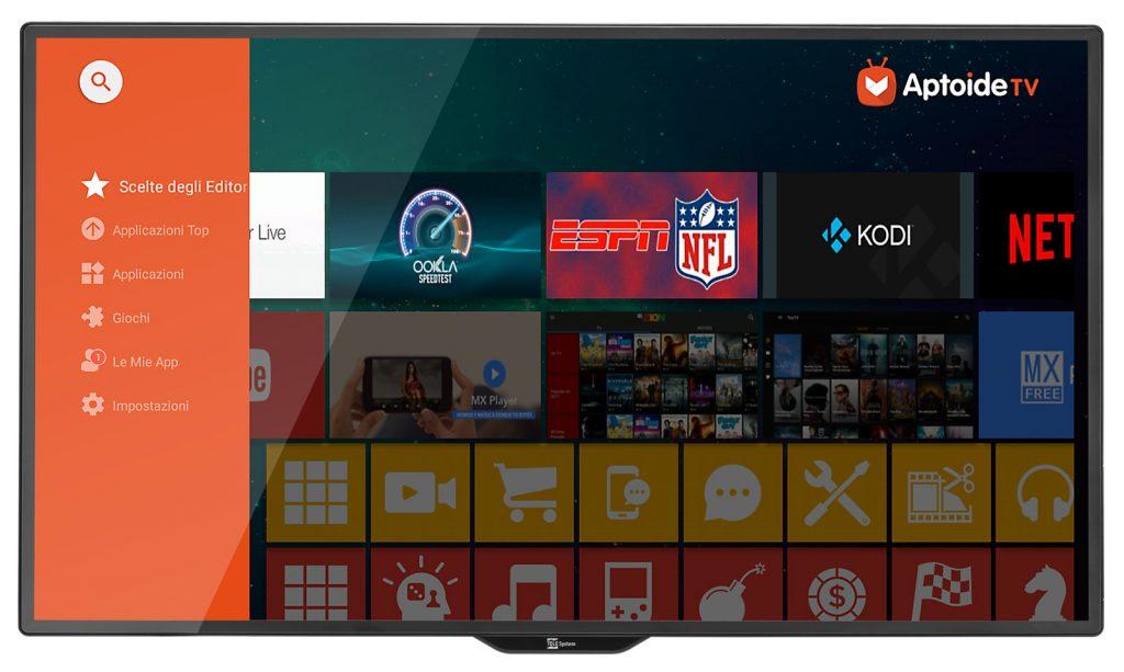 App store Smart TV