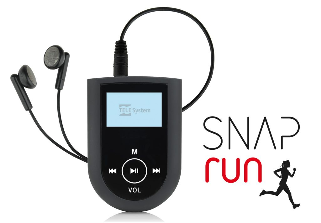 Lettore Mp3 - SNAP run