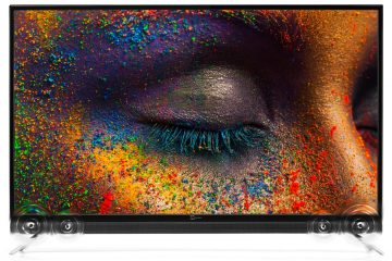 SMART TV 50 pollici 4K con soundbar integrata