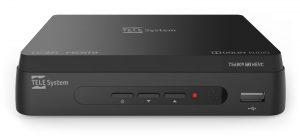 Decoder HEVC TS6809 DVB-T2