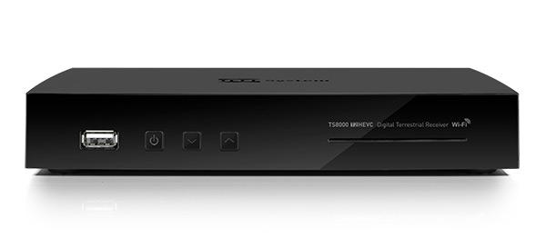 Decoder TS8000 / TS8001 Mediaset Premium