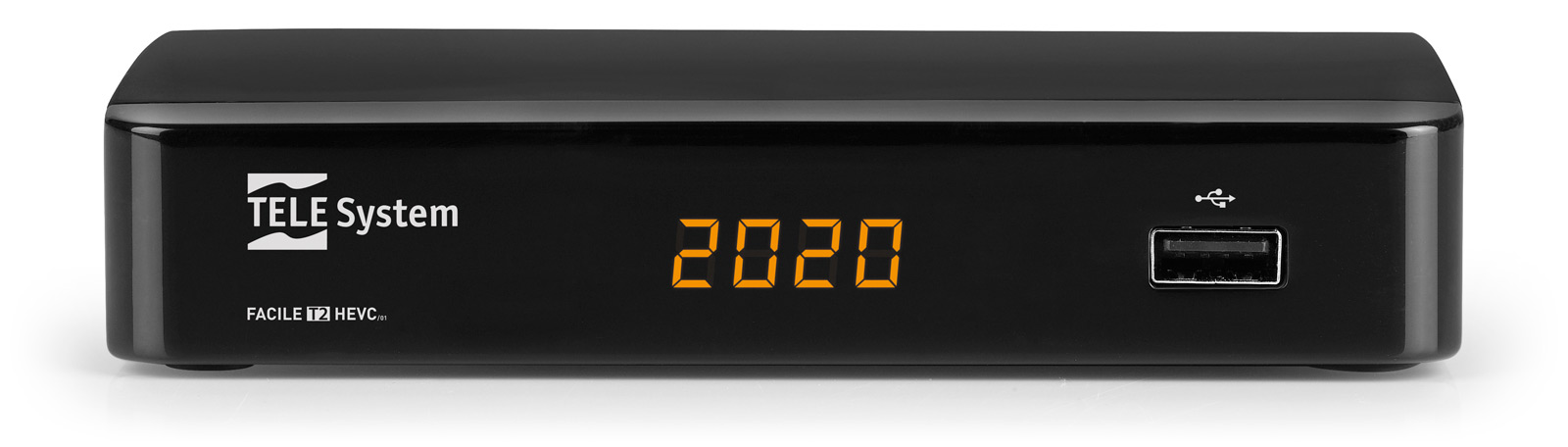 Decoder DVB-T2 HEVC Main10