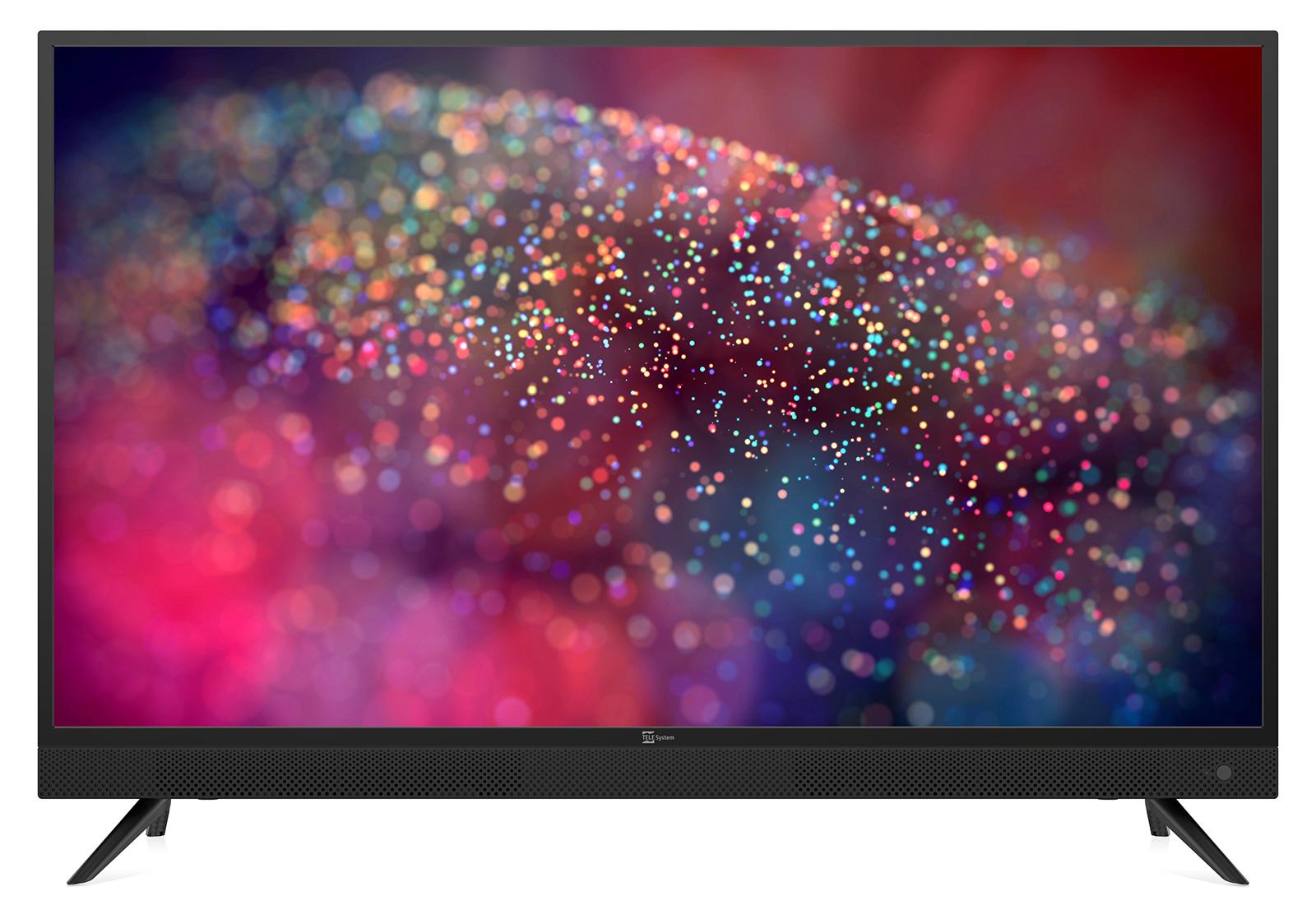 Smart 43 TV 4K con soundbar