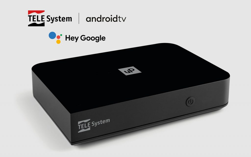 AndroidTV HeyGoogle UPT24K