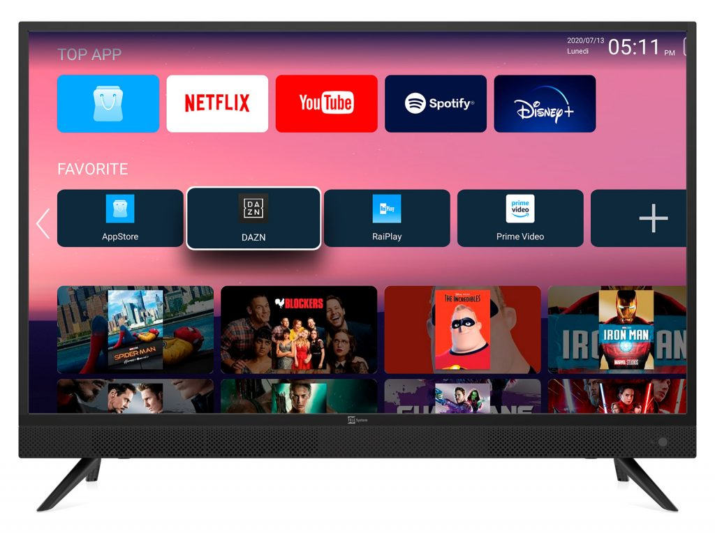 App SMART TV android