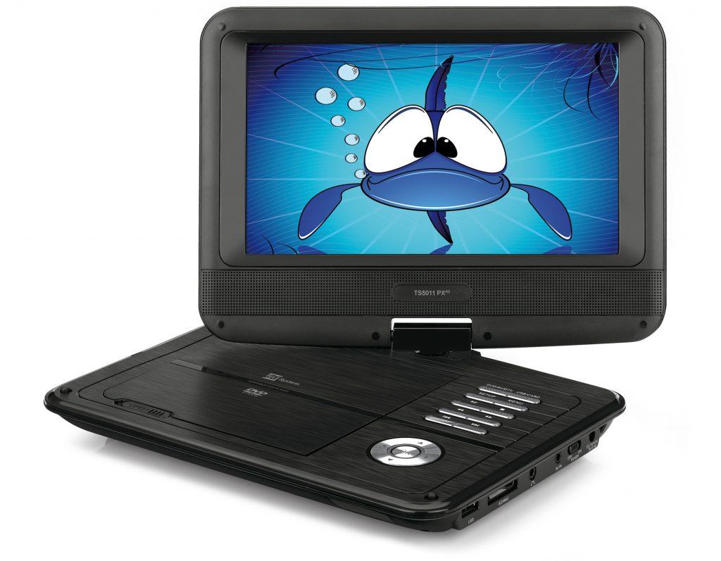 Lettore DVD e TV portatile