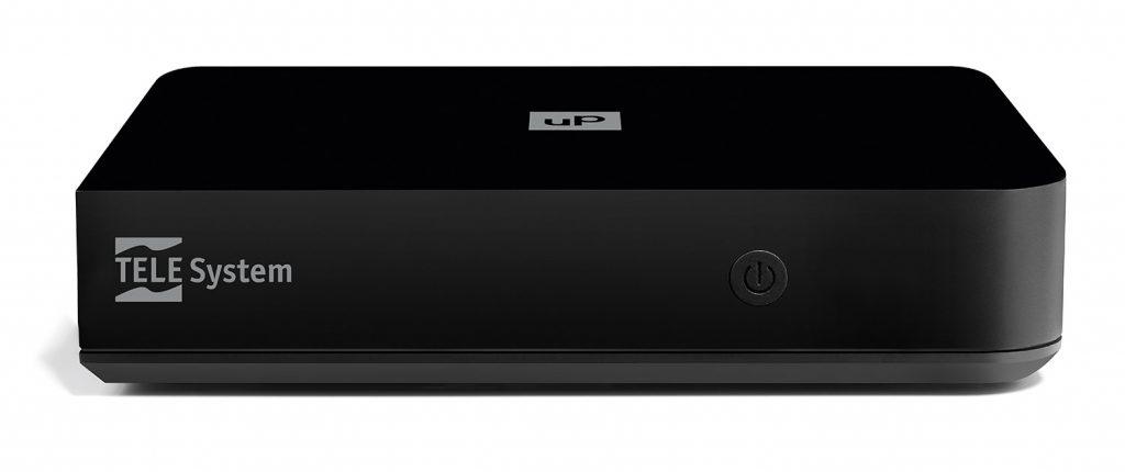 Decoder Android TV digitale terrestre UPT24K