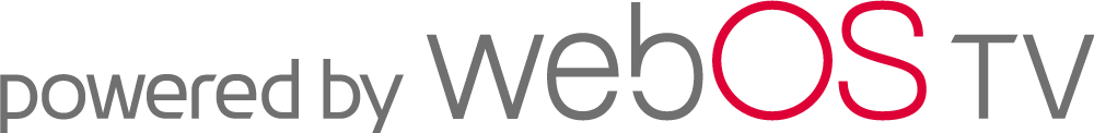 powered by webOS