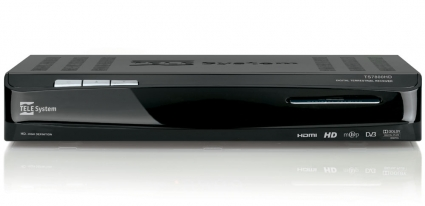 Decoder digitale terrestre HD TS7800HD