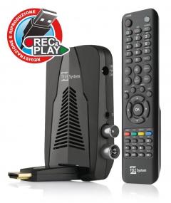 Videoregistratore digitale terrestre TS6010HD