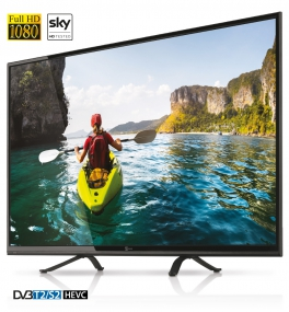 TV Palco40 LED07 DVB-T2 DVB-S2 HEVC