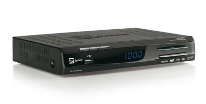Decoder DTT TS 7900 HD Black