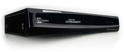 Decoder TELE System TS7500 Mediaset Premium On Demand HD