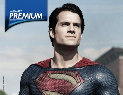 Mediaset Premium - Man of steel