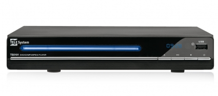 Lettore DVD con USB TS5101