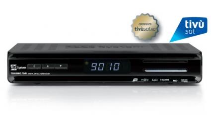 TS9010HD tivù: decoder satellitare Tivù Sat in alta definizione