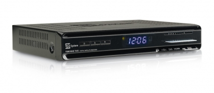 TS9010HDtivù: decoder satellitare Tivùsat