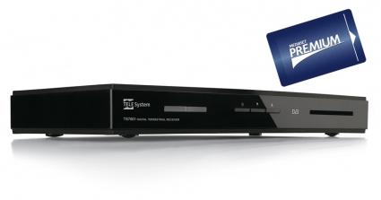 Decoder DTT DVB-T TS7001