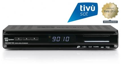 TS9010HD TivuSat broadband ready
