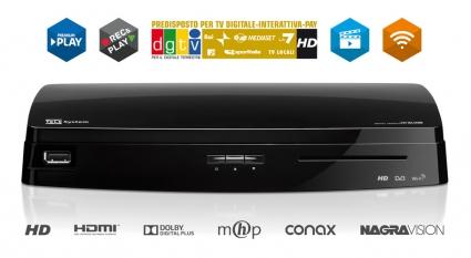 Decoder DVB-T Wi-Fi TS7901HD