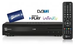 Decoder DVB-T2 HD TS7701T2HD