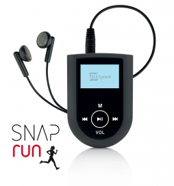 Lettore Mp3 portatile SNAP run