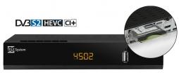 TS4502 DVBS2 Ci+ HEVC