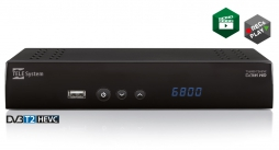 TS6800 DVB-T2 HEVC
