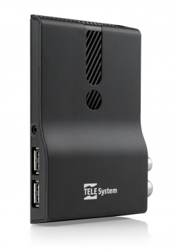 TS6810 T2 Stealth DVB-T2 HEVC set-top box