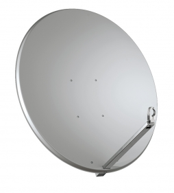 Parabola, Antenna satellitare TM100 DC
