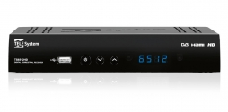 HD DVB-T receiver with USB port