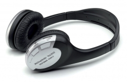 Wireless digital headphones