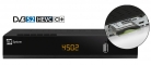 Digital Satellite Set Top Box HEVC CI+, Video Recorder and Mediaplayer