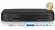 Satellite Smart Box DVB-S/S2 twin tuner, IP, USB PVR and WiFi