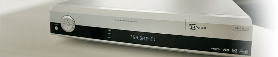 Digital satellite receiver (small)