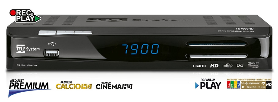 Decoder HD PVR TS7900HD