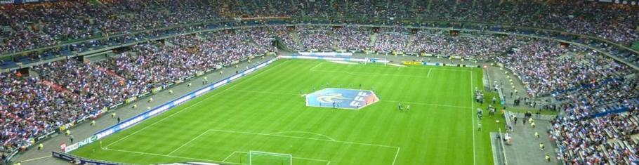 Stade de france: UEFA EURO 2016
