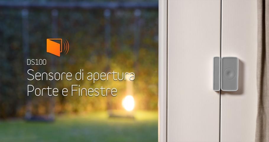 Sensore di apertura porte e finestre IOT DS100