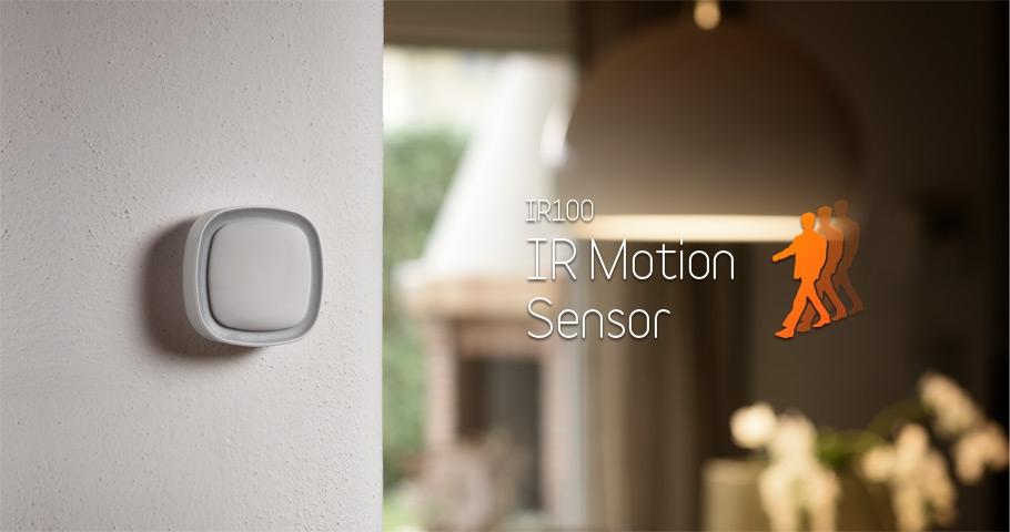 Motion sensor (infrared)
