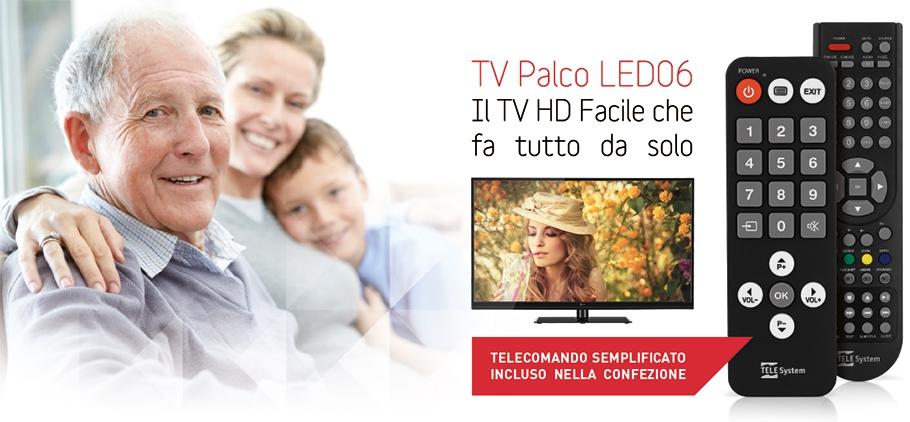 TV Palco LED06