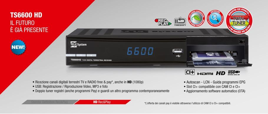 TS6600: il futuro è già presente