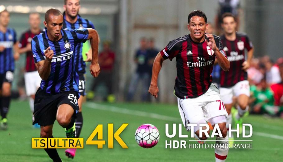 TS ULTRA 4K - UHD HDR